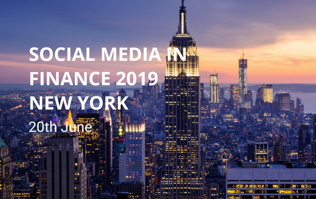 Social Media In Finance New York