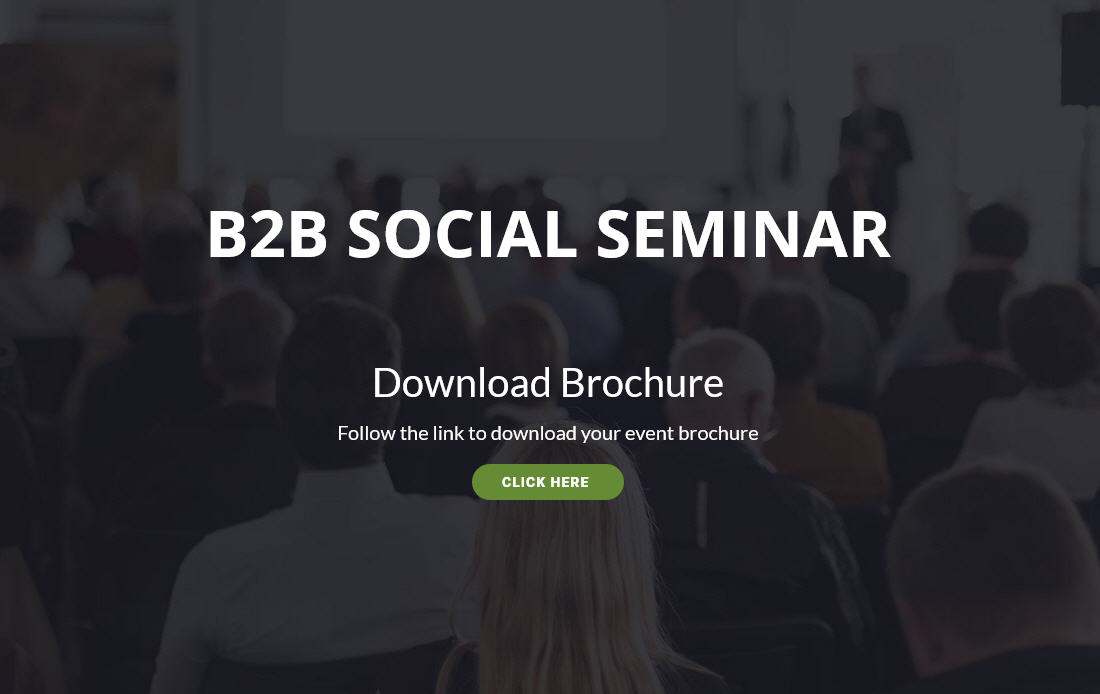 B2B Social Seminar